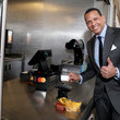 Alex Rodriguez Mastercard And Alex Rodriguez Start Something Priceless During The MLB All-Star Game By Tapping For His Meal At The Progressive Field Concession Stand To Benefit Stand Up To Cancer