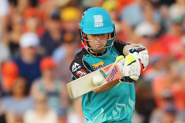 Alex Ross Big Bash League - Scorchers v Heat