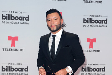 Alex Sensation Billboard Latin Music Awards - Arrivals