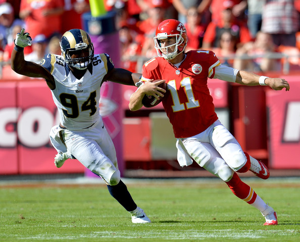 St Louis Rams v Kansas City Chiefs