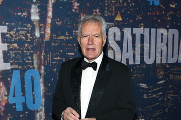 Alex Trebek SNL 40th Anniversary Celebration