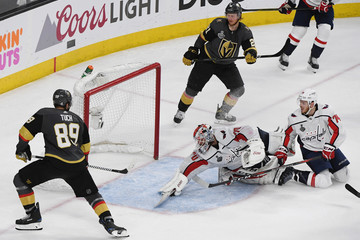 Alex Tuch 2018 NHL Stanley Cup Final - Game Two