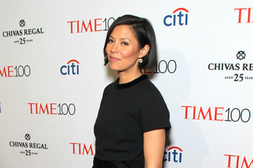 Alex Wagner TIME 100 Gala, TIME's 100 Most Influential People In The World - Lobby Arrivals