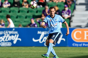 Alex Wilkinson A-League Rd 24 - Perth v Sydney