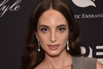Alexa Ray Joel Guests Attend The 'Always At The Carlyle' Premiere In NYC