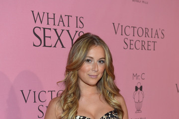 Alexa Vega Victoria's Secret What Is Sexy? Party at Mr. C Beverly Hills