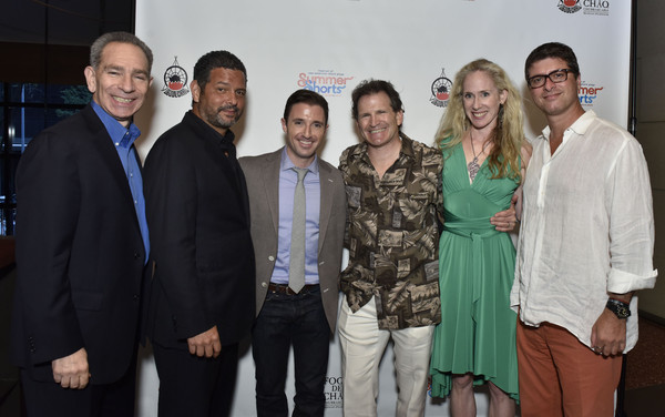 NY: 'Summer Shorts 2015' Off-Broadway Opening Party