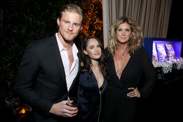 Alexander Ludwig Entertainment Weekly Celebrates Screen Actors Guild Award Nominees at Chateau Marmont - Inside