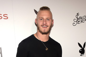 Alexander Ludwig Playboy and Gramercy Pictures' Self/less Party During Comic-Con Weekend at Parq Restaurant & Nightclub - Arrivals