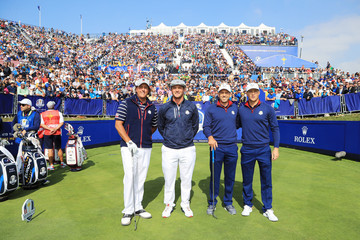 Alexander Noren 2018 Ryder Cup - Afternoon Foursome Matches