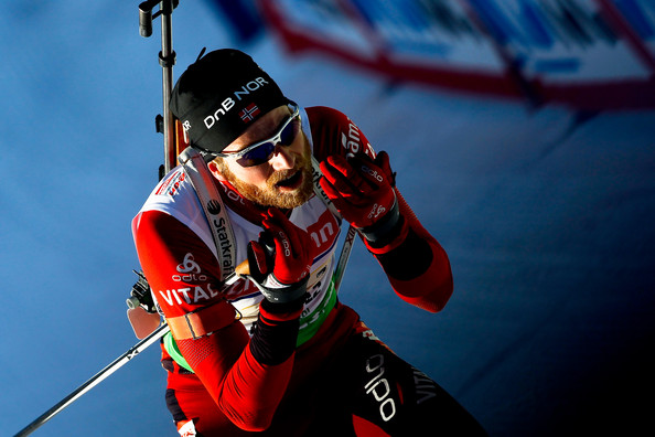 E.ON IBU Biathlon World Cup - Men's 4x7.5 km Relay