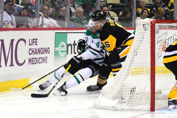 Alexander Radulov Dallas Stars vs. Pittsburgh Penguins