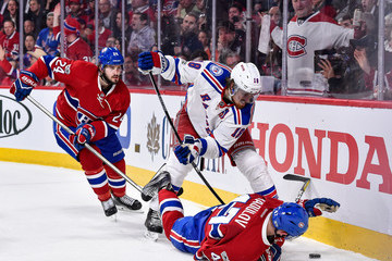 Alexander Radulov New York Rangers v Montreal Canadiens - Game Five