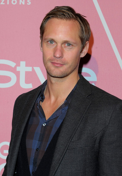 Alexander Skarsgard - 2nd Annual Golden Globes Party Saluting Young Hollywood - Arrivals