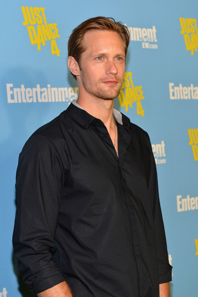 Alexander Skarsgard - Entertainment Weekly's 6th Annual Comic-Con Celebration Sponsored By Just Dance 4