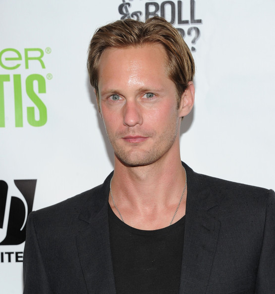 "Alexander Skarsgard - Rolling Stone's ""Do You Wanna Be A Rock & Roll Star?"" Cover Reveal Party"
