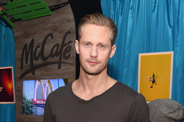 Alexander Skarsgard McDonald's McCafe Presents The Village At The Lift 2015 - Day 1 - 2015 Park City