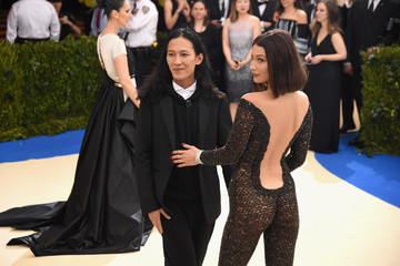 "Alexander Wang ""Rei Kawakubo/Comme des Garcons: Art of the In-Between"" Costume Institute Gala - Arrivals"