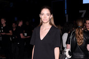 Sofia Sanchez Barrenechea attends the Alexander Wang X H&M Launch on October 16, 2014 in New York City.