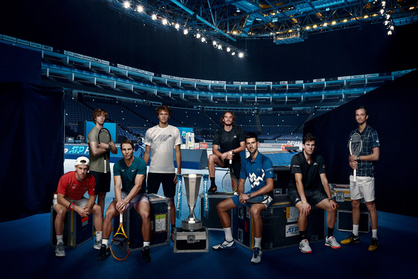 Nitto ATP World Tour Finals - Previews [nitto,image,handout picture,tennis,competition event,team,competition,sports,championship,event,sport venue,racquet sport,physical fitness,right,qualifiers,fitness,championship,russia,team,atp world tour finals,bmw m,physical fitness,sports venue,championship,team,audience,physics,competition]