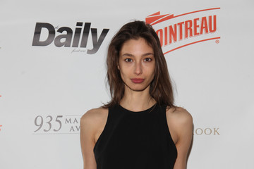 Alexandra Agoston The Daily Front Row's 2015 Model Issue Reception - Arrivals