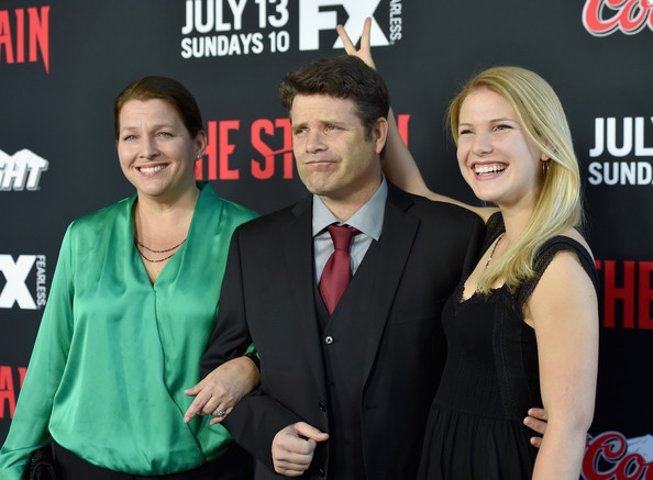 Photo of Sean Astin & his  Daughter  Elizabeth Louise Astin