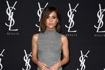 Alexandra Chando Zoe Kravitz Celebrates Her New Role With Yves Saint Laurent Beauty