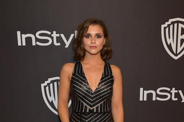 Alexandra Chando The 2019 InStyle And Warner Bros. 76th Annual Golden Globe Awards Post-Party - Red Carpet