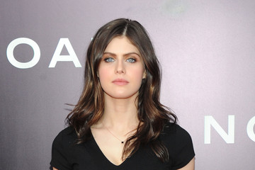 Alexandra Daddario 'Noah' Premieres in NYC — Part 3