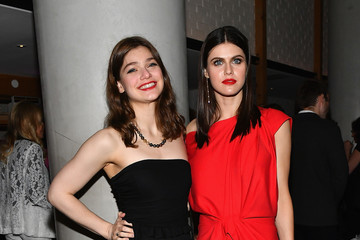 """Alexandra Daddario The Cinema Society Hosts a Screening of """"Baywatch"""" - After Party"""