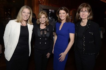 Alexandra Lebenthal Gotham Magazine Celebrates Cover Stars Gayle King & Norah O'Donnell For An Evening Of Conversation
