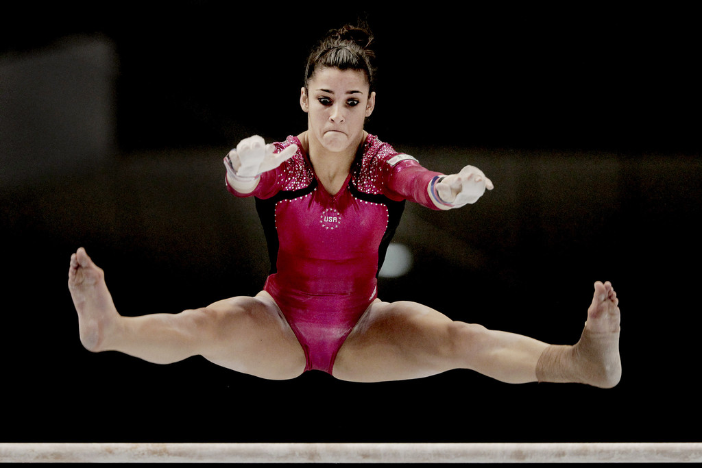 Girls Gymnastics Camel Toes