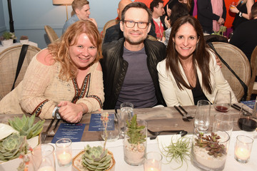 Alexandra Shapiro Entertainment Weekly Celebrates Mr. Robot With Dinner At The Spotify House In Austin, TX During SXSW