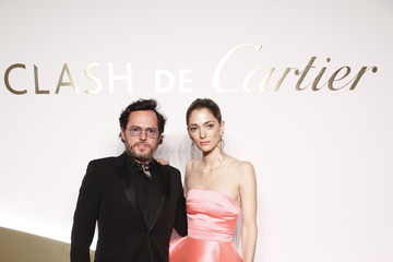 Alexandre De Betak 'Clash De Cartier' Launch Photocall At La Conciergerie In Paris