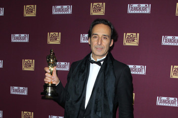Alexandre Desplat 21st Century Fox And Fox Searchlight Oscar Party - Arrivals