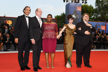Alexandre Desplat 'The Shape of Water' Premiere - 74th Venice Film Festival