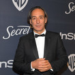 Alexandre Desplat The 2020 InStyle And Warner Bros. 77th Annual Golden Globe Awards Post-Party - Red Carpet