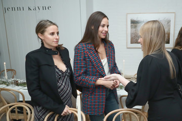 Alexi Ashe Jenni Kayne Celebrates Tribeca Boutique With Amy Astley, Meredith Melling and Kate Young
