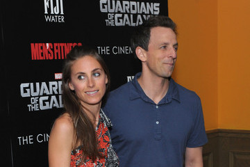 Alexi Meyers 'Guardians of the Galaxy' Screening in NYC