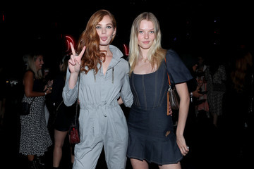 Alexina Graham DKNY Turns 30 With Special Live Performances By Halsey And The Martinez Brothers - Inside