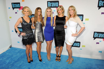 Alexis Bellino  Celebs at the Bravo New York Upfront