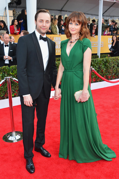 Alexis Bledel - 19th Annual Screen Actors Guild Awards - Red Carpet