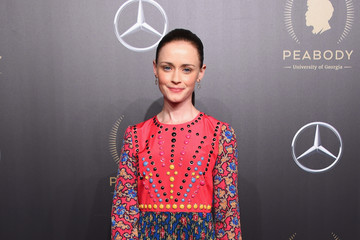 Alexis Bledel The 76th Annual Peabody Awards Ceremony - Red Carpet