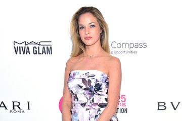 Alexis Knapp 26th Annual Elton John AIDS Foundation's Academy Awards Viewing Party - Arrivals