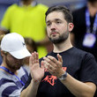 Alexis Ohanian 2019 US Open - Day 9