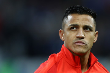 Alexis Sanchez Germany v Chile: Group B - FIFA Confederations Cup Russia 2017