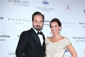 Alfie Boe The 9th Annual Global Gift Gala - Red Carpet Arrivals