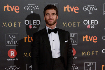 Alfonso Bassave Goya Cinema Awards 2018 - Red Carpet