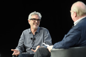 Alfonso Cuaron Alfonso Cuaron Cinema Lesson - The 70th Annual Cannes Film Festival