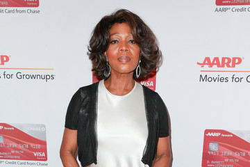 Alfre Woodard AARP's 17th Annual Movies For Grownups Awards - Arrivals